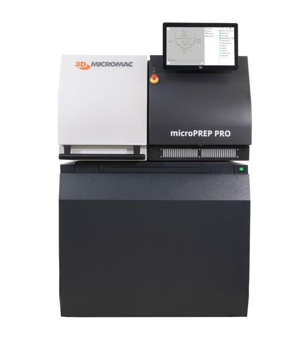 microPREP™ PRO laser-based sample preparation system